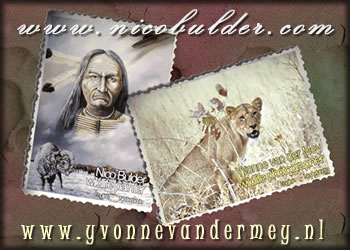 Welkom op de website van Nico Bulder, olieverfschilder, en Yvonne van der Mey, wildlife fotograaf